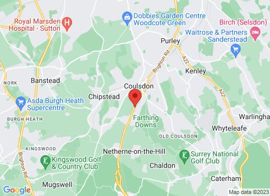 Renault Croydon's location