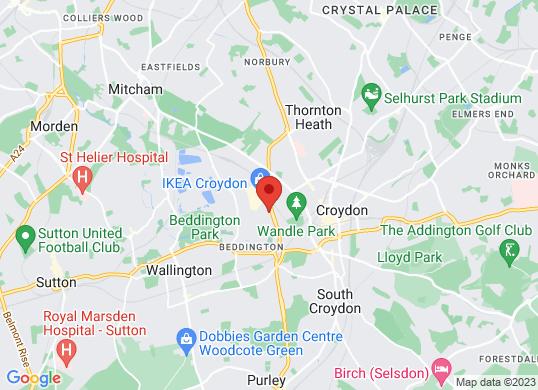 Go Vauxhall Croydon Sales's location