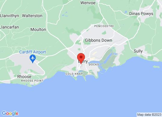 Gary Watson Motor Company Ltd's location