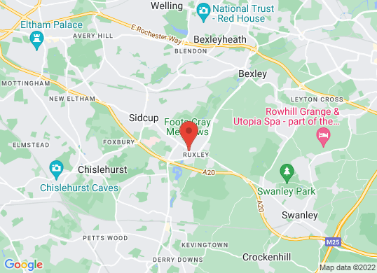 Jemca Sidcup's location