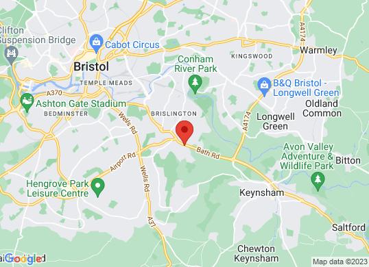 Bristol Honda (Brislington)'s location
