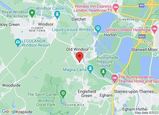 GMC Berkshire Ltd's location