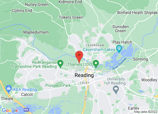 Mercedes-Benz of Reading's location