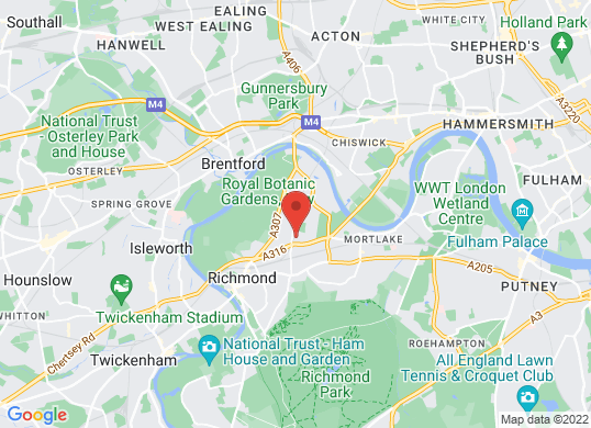 Now Richmond's location