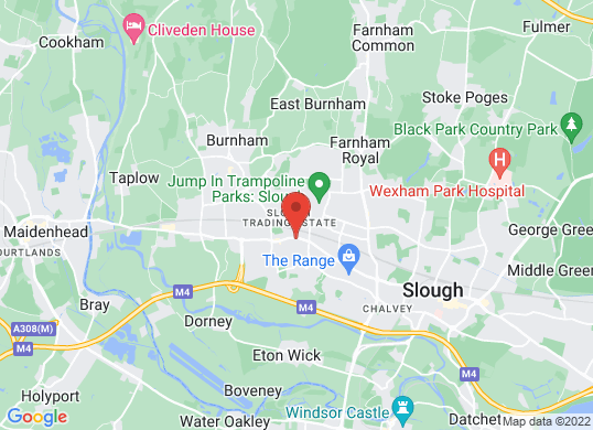 Slough Van & Truck Centre Ltd's location