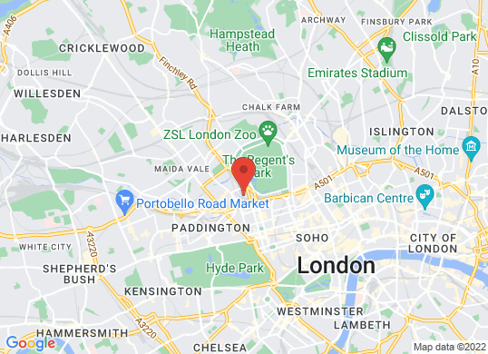 Marylebone Car Centre's location