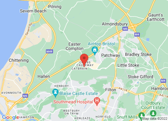 Bristol Honda (Cribbs Causeway)'s location
