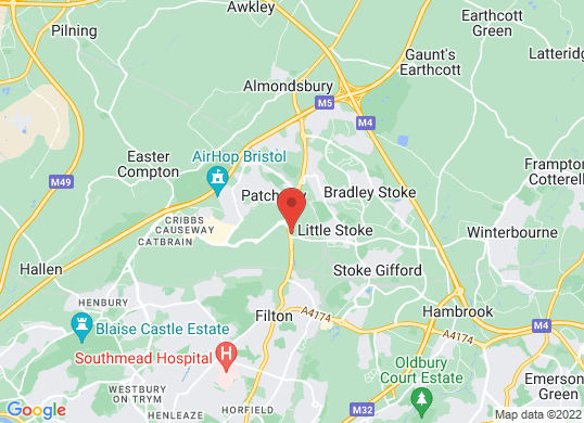 Drive Vauxhall Bristol North's location