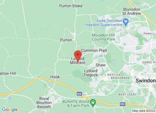 Swindon Vehicle Solutions's location