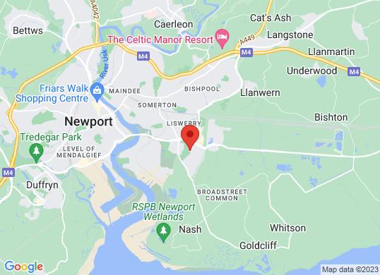 Leeway Motor Company's location
