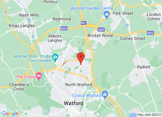 Watfordvans.com's location