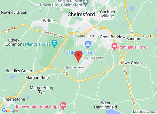 Chelmerbridge's location
