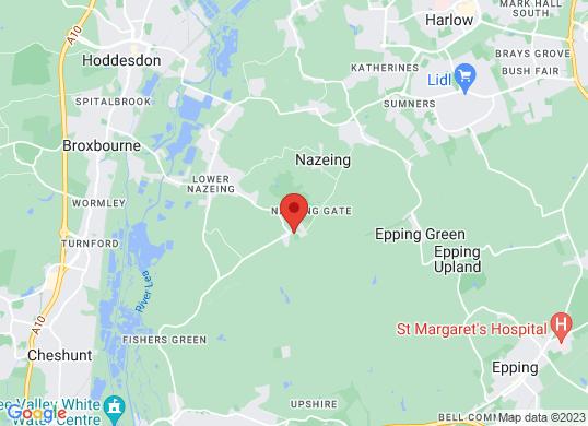 Eaton Park Ltd's location