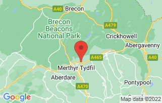 Merthyr Motor Auctions's location