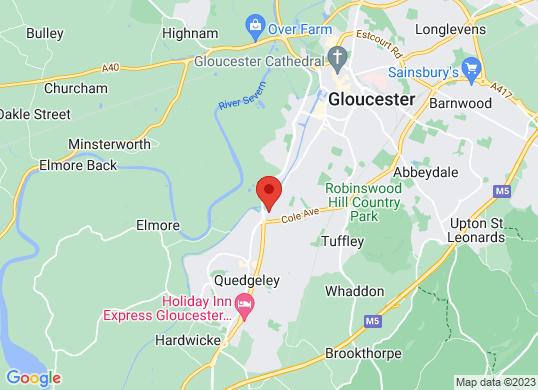 Bristol Street Gloucester Renault/Dacia's location