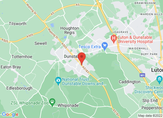 Vanwise Dunstable's location