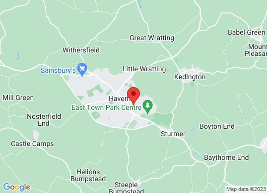 EMG Haverhill's location
