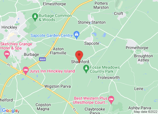 Sharnford Garage Ltd's location