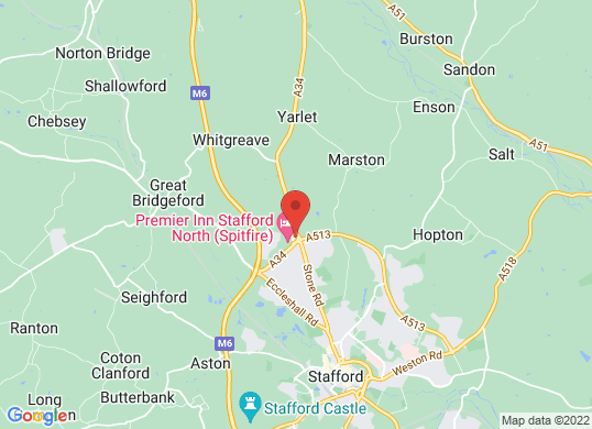 Stafford Audi's location