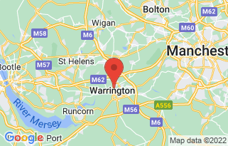 Warrington Motors (Fiat & Nissan)'s location