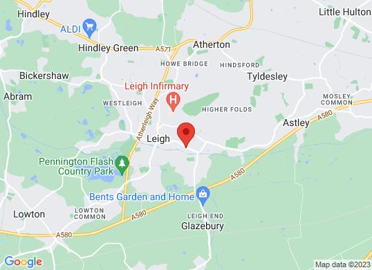 Victoria Garage (Lancashire) Limited's location