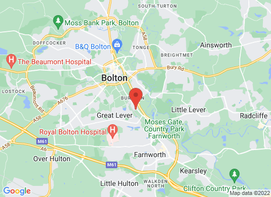 Renault Bolton's location