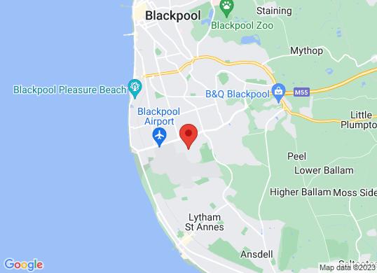 Arnold Clark Renault/Dacia  (Blackpool)'s location