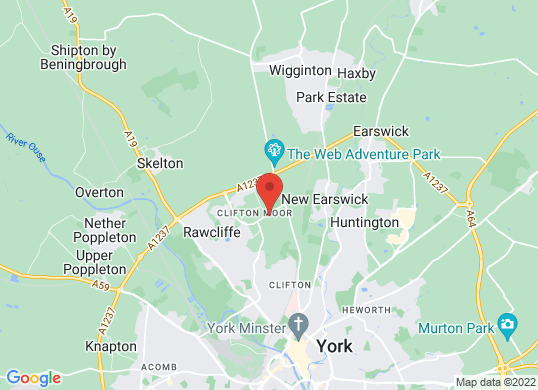 Smart York's location