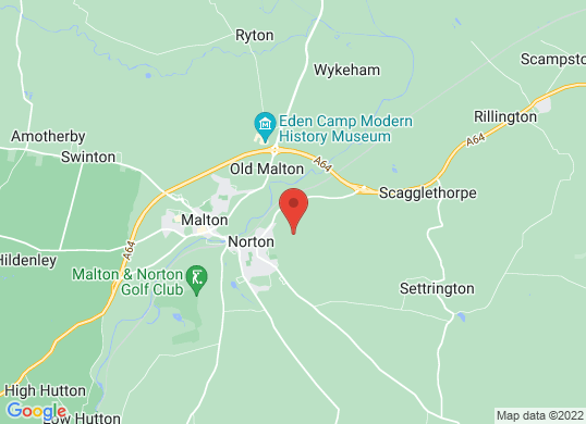 Robsons Motor Services Ltd's location