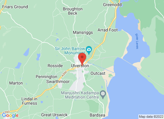 Alan Myerscough Ltd's location