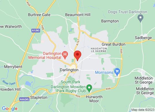 DCC Cars Ltd's location