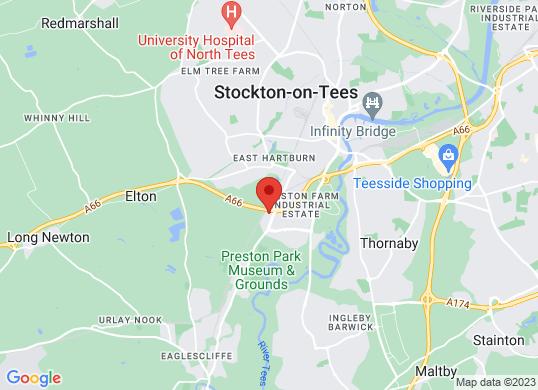 Preston Farm Motor co's location