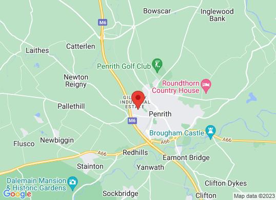 Hutton's Car Sales Ltd's location