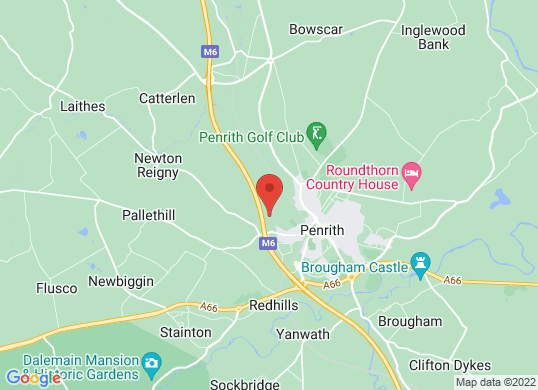 Jim Walton (Penrith) Ltd's location
