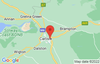 Benfield Renault/Nissan - Carlisle's location