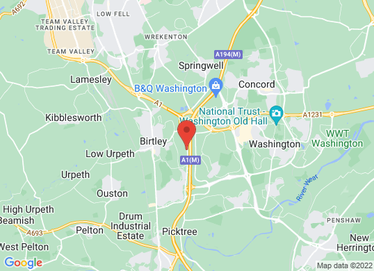 Arnold Clark Used Car Centre (Birtley)'s location