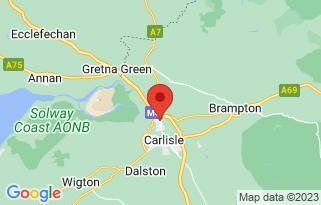 Arnold Clark Ford (Carlisle)'s location