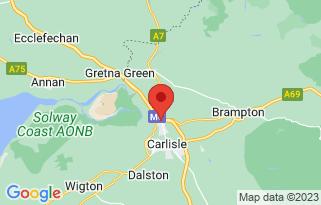 Bristol Street Carlisle Seat's location