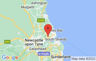 Tyneside Audi Silverlink's location
