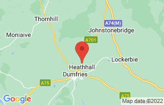 Arnold Clark Ford (Dumfries)'s location