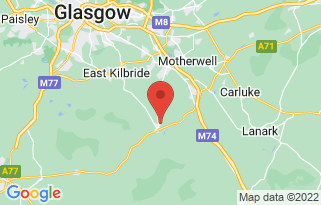 Arnold Clark Ford (Strathaven)'s location