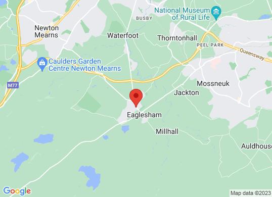 Eaglesham Garage Ltd's location