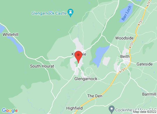 Garnock Valley Ford's location