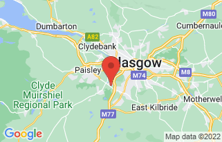 Macklin Motors Glasgow Nissan's location