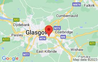 Arnold Clark Vauxhall Glasgow's location