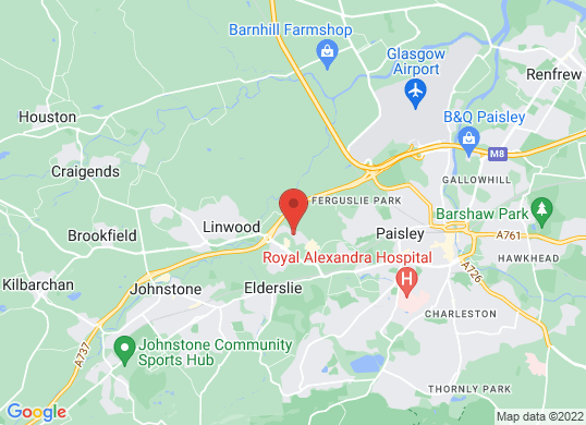 Arnold Clark Seat/Skoda (Linwood)'s location