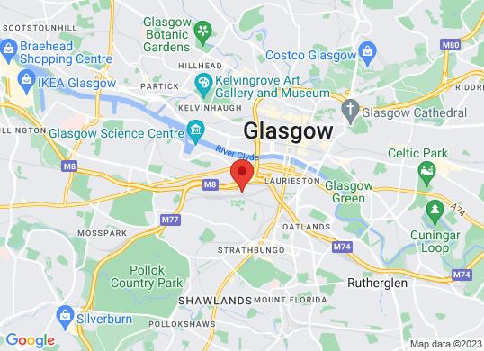 Arnold Clark Hyundai/Chrysler/Jeep (Glasgow Shields Road)'s location