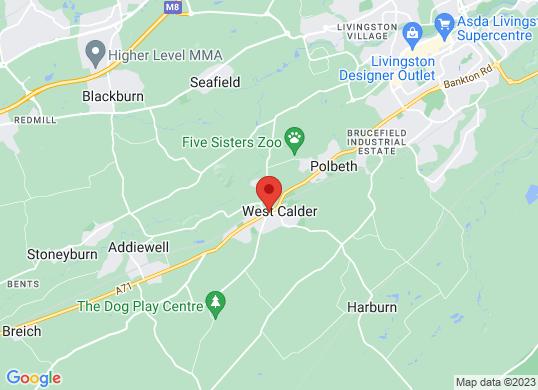 Arnold Clark Vauxhall (West Calder)'s location