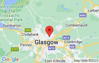 Arnold Clark Fiat/Abarth (Glasgow)'s location