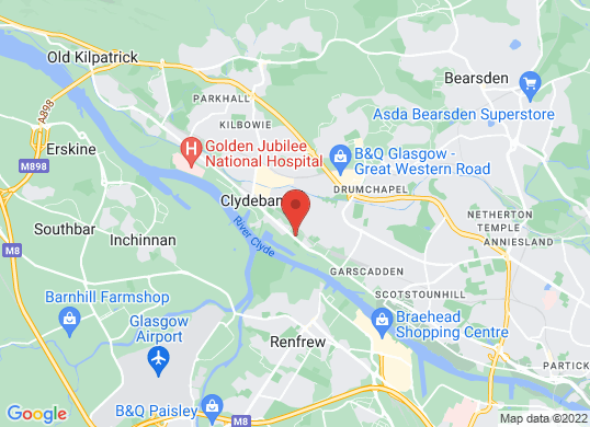 Clydebank Car Sales's location
